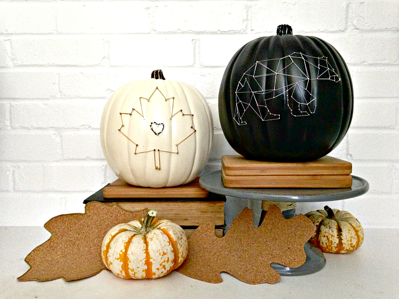String Art Pumpkins Pick Your Pumpkin   DIY String Art Pumpkins