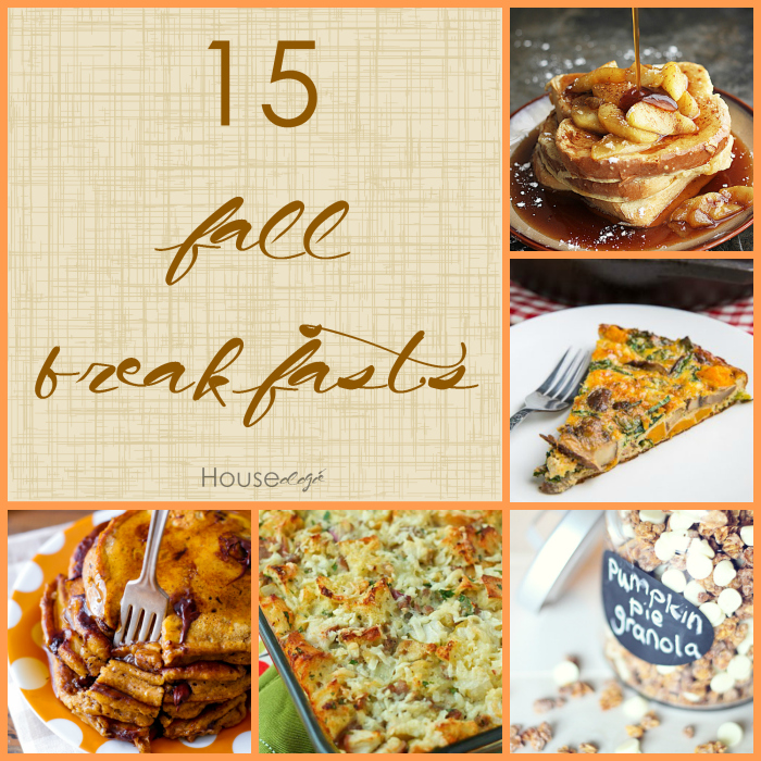 15 Fall Breakfasts e1415361094446 Fall Finds Friday   15 Fall Breakfasts