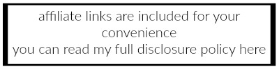 affiliate link disclosure policy