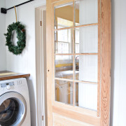 Off the Hinge: DIY Sliding Door